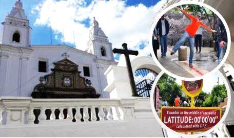 Quito Old town, Equator Line, equator line, ecuatouring, quito day trip, quito day tour, ecuador day tours, ecuador vacation, camping ecuador