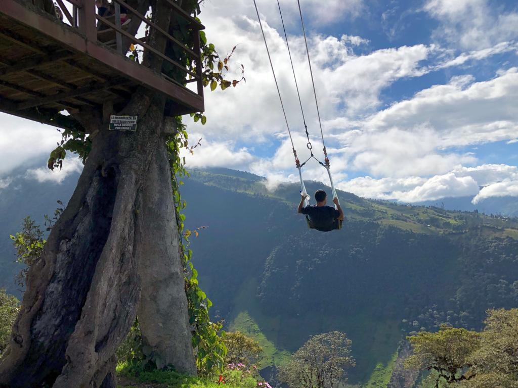 Quitot to Banos tour