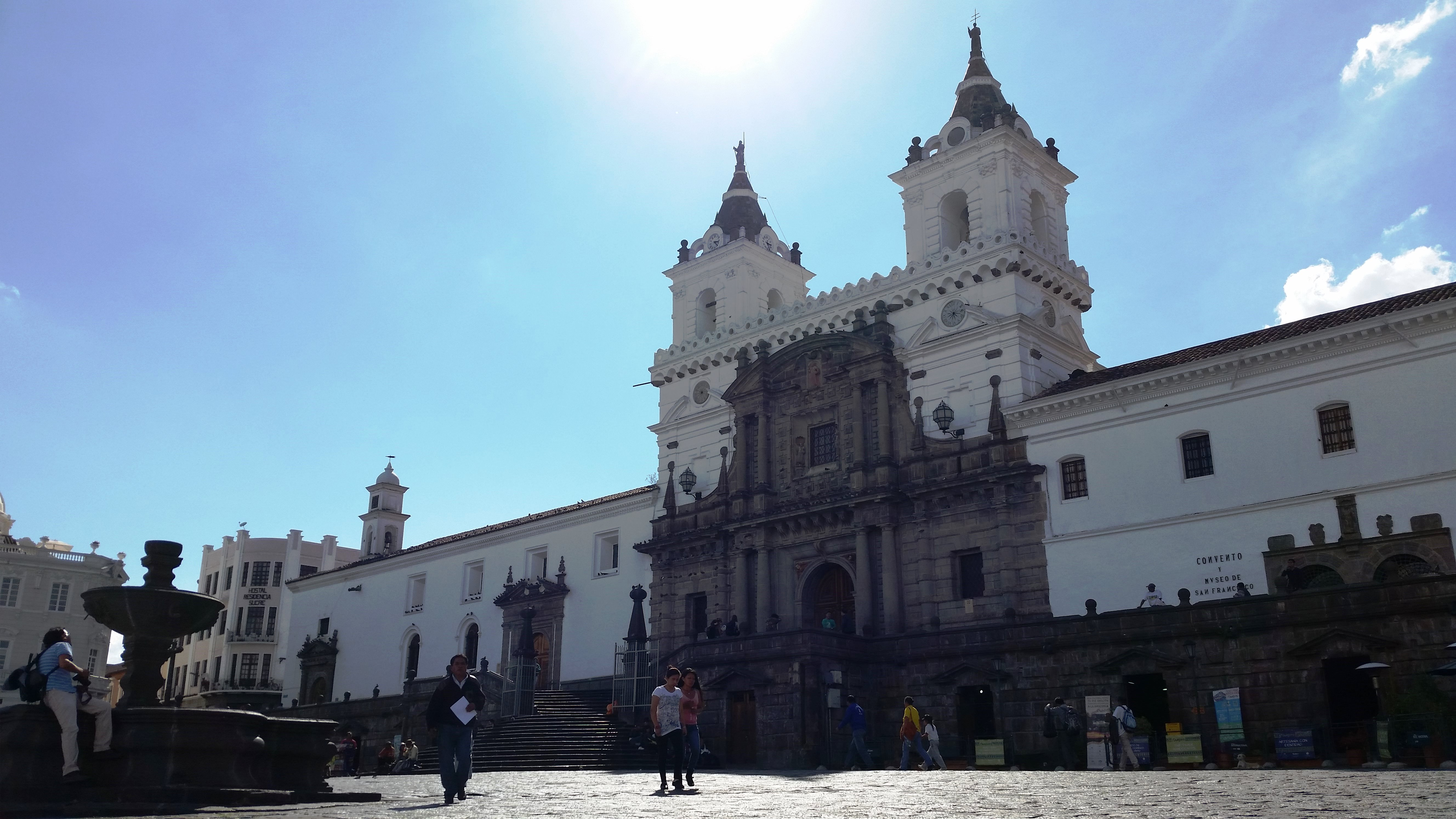 Adult guide quito