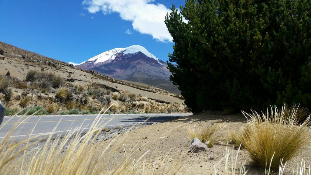 day trips quito, Mt. chimborazo. Chimborazo volcano