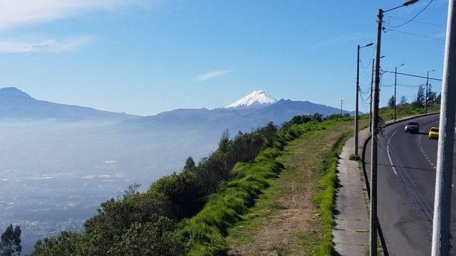 Visit Cotopaxi  active Volcano
