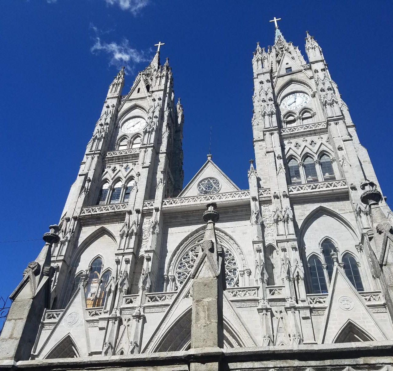 Quito historic district tour, ecuatouring