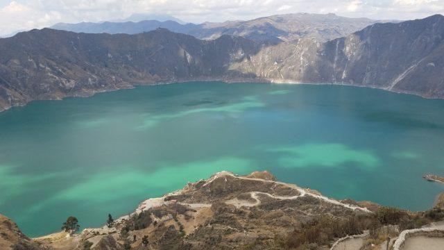 Mesmerizing Crater Lake